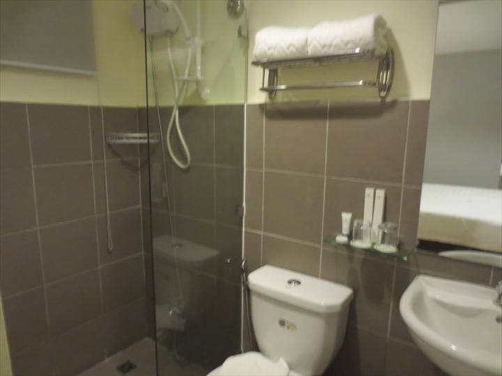 ガーデンビューホテル(シャワー)