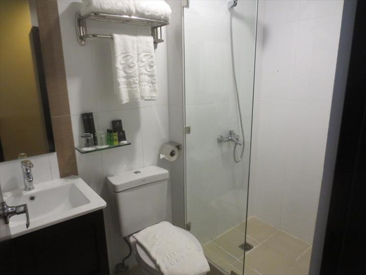 プライムシティホテル(キングサイズ/洗面&トイレ&シャワー)
