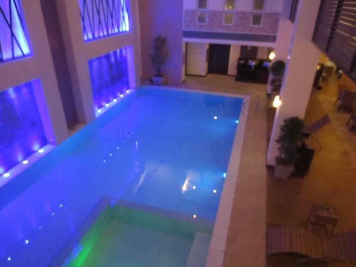 プライムシティホテル(プール)