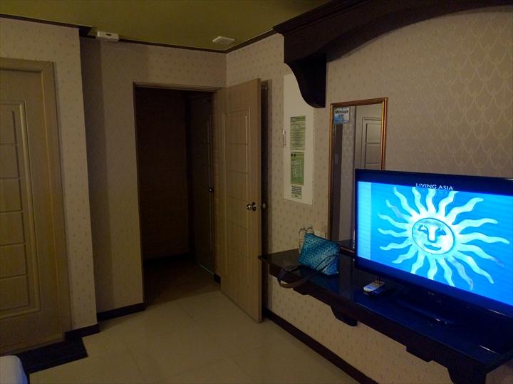 ドライブイン ヒルトップホテル(室内の様子2)