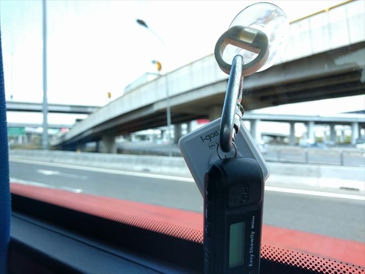 パタヤからスワンナプーム国際空港までバスで行く(GPSロガー)