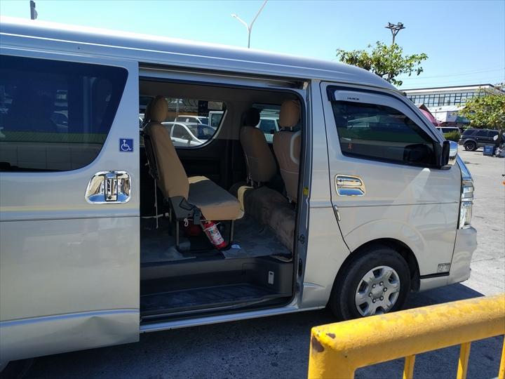 ボラカイからカリボ国際空港へ(7)