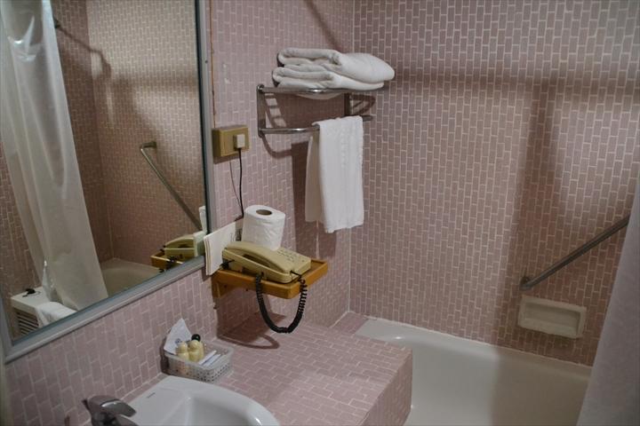 ナナホテルバンコク(洗面台)
