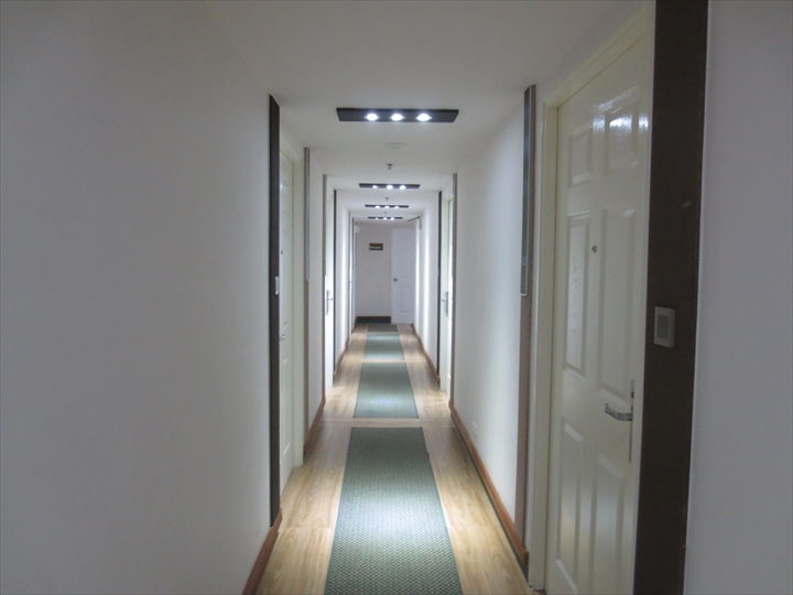 ユーロテル ヴィヴァルディ(廊下)