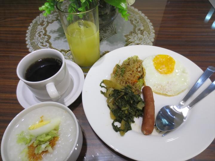 ユーロテル ヴィヴァルディ(朝食)