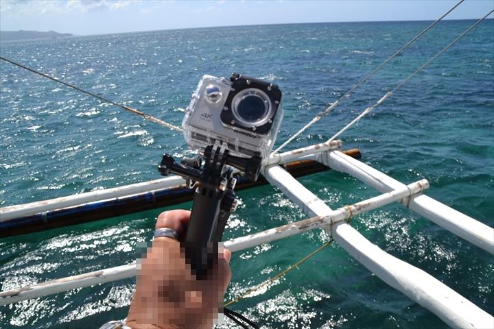 GoProもどきの水中撮影グッズ