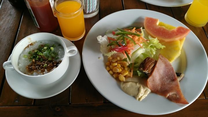 ボラカイマンダリンン(マイチョイスの朝食)
