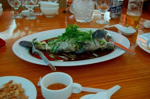 ザ・チン・パレス 中華料理店 ラプラプ