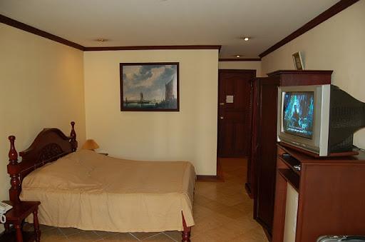 アンヘレスのオレンジライオンホテル