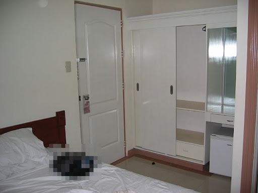 アンヘレスのサンムーンホテル - クィーン・ルーム 部屋の様子(2)