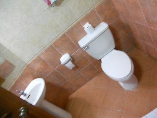 セントラルパークホテル - トイレ