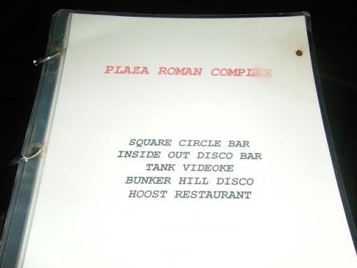 PLAZA ROMAN COMPLEX