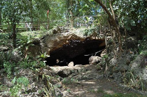 バットケーブ・洞穴1号