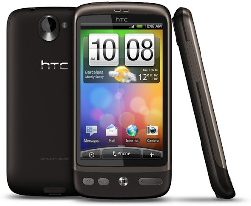 HTC Desire SOFT BANK X06HT