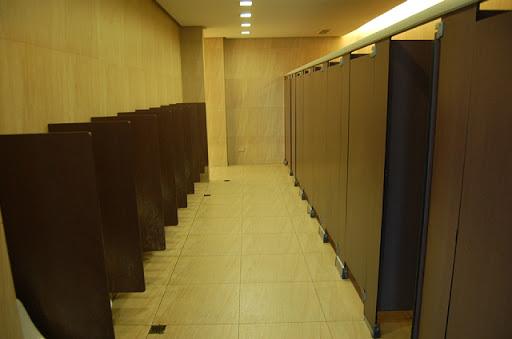パーキングのトイレ
