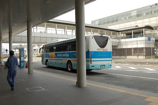関西空港ののりば