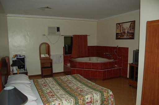 アンヘレスのウォークアバウトホテル - ジャグジー