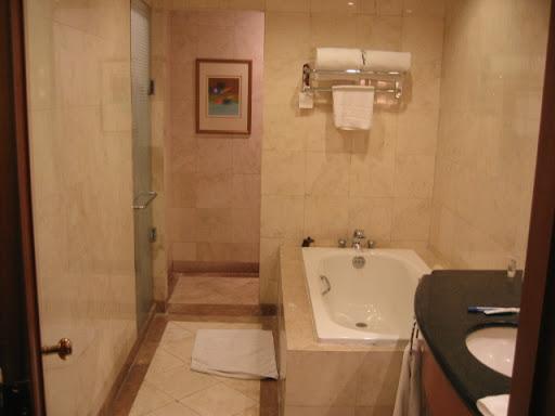 パンパシフィックホテル - バスルーム