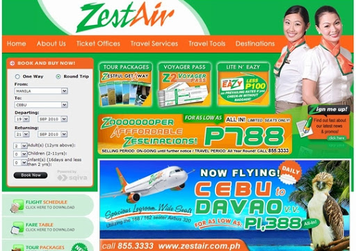 ZestAir