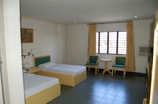 ディプロマット ホテル - 部屋の様子(1)