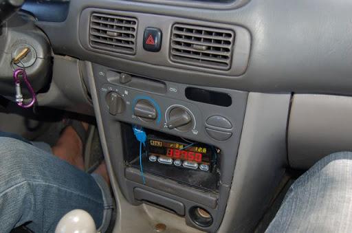 セブの空港からタクシーに乗る(1)