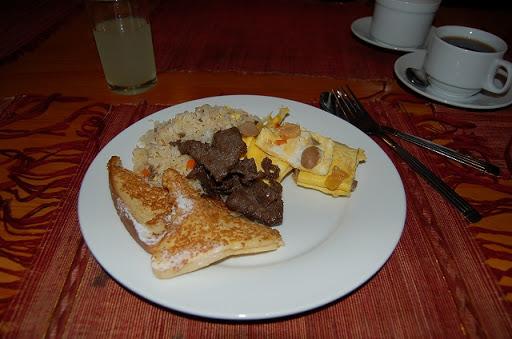 マイクロテル - 朝食バイキング