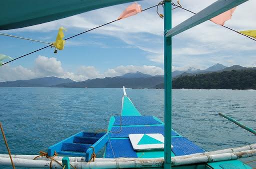 アンダーグラウンドリバー - バンカーボートからパシャリ