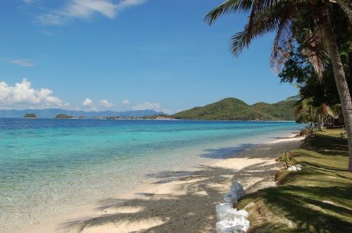 Banana Beach - Coron Island