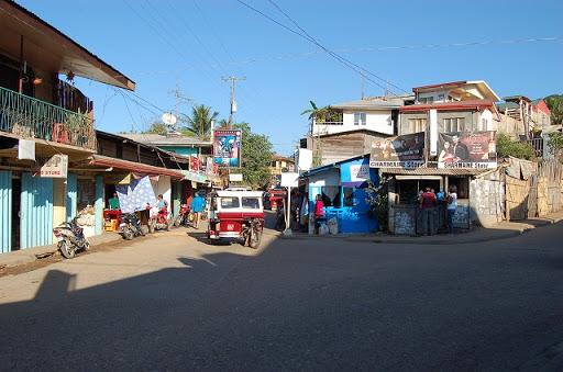 カラミアン諸島の風景