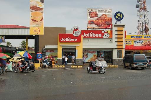 ダオのジョリビー前から復路タクシーで空港に向かう心得