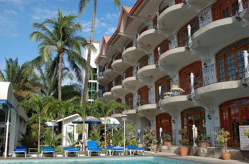 クラークトンホテル - プールサイド