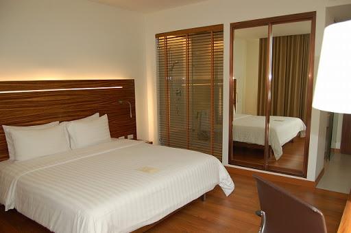 サチャズ ホテル ウノ - ベッド