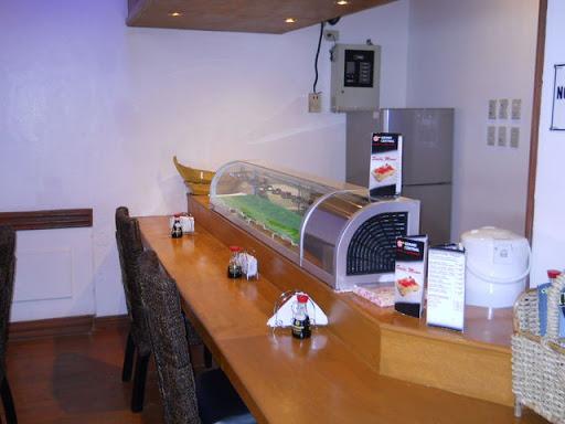 グランドセントラルホテル - 1Fレストランの寿司バー
