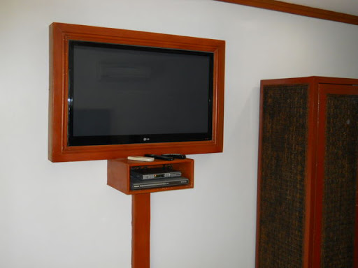 グランドセントラルホテル - 大型液晶テレビ