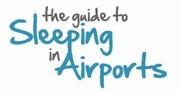 世界の空港で寝る