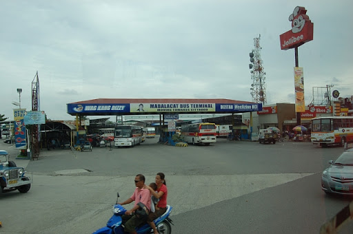 マバラカットバスターミナル - 通称名=ダオバスターミナル