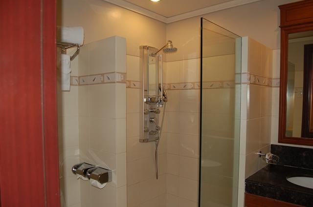 サバンナリゾート - システムチックなシャワー