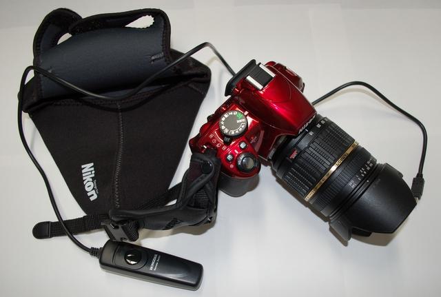 ニコン D3100とオプション