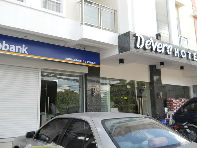 devera hotel angeles