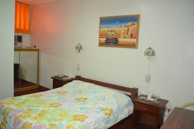 フェニックスホテル - デラックスルーム ベッド(1)