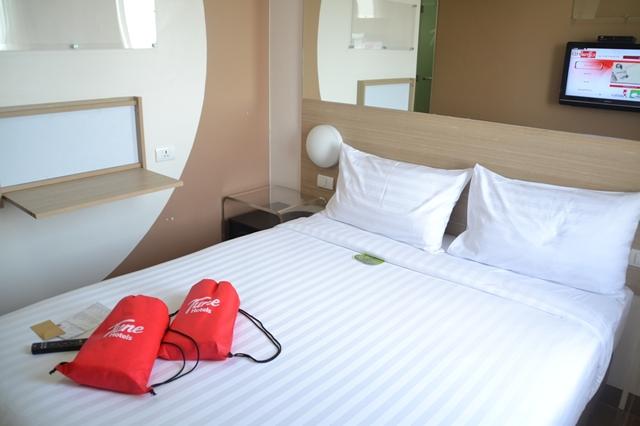 チューンホテル - ダブルベットルーム ただキングサイズじゃない