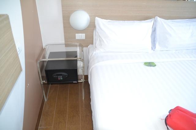 チューンホテル - セキュリティボックス