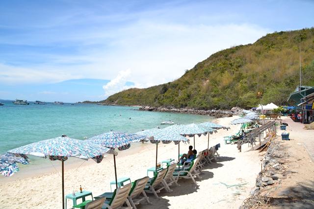トンランビーチ - ビーチの様子 (右側)