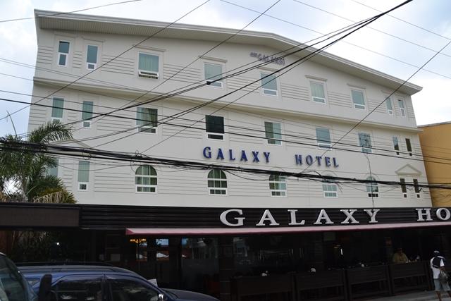 ギャラクシーホテル - 外観