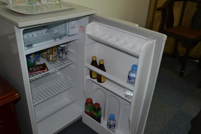 ギャラクシーホテル - 冷蔵庫
