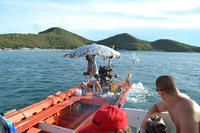パタヤ・ラーン島