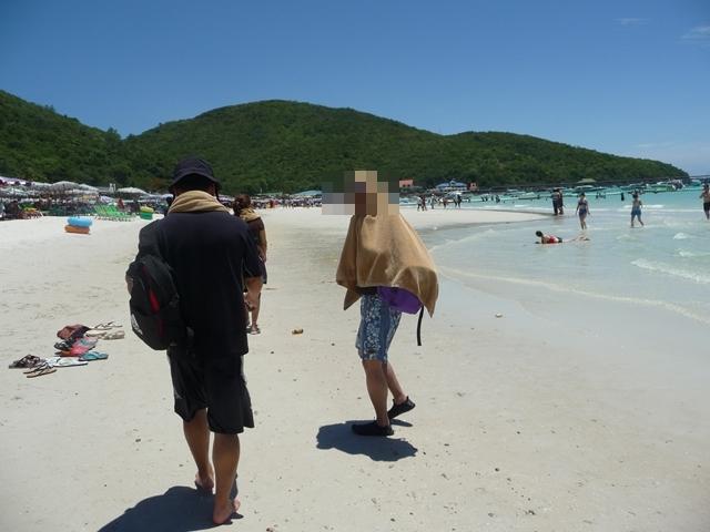 ターウェンビーチ - ビーチの様子(3)