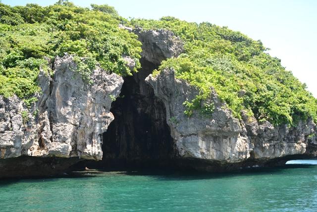 ハンドレッドアイランド - カテドラル島を眺める(4)