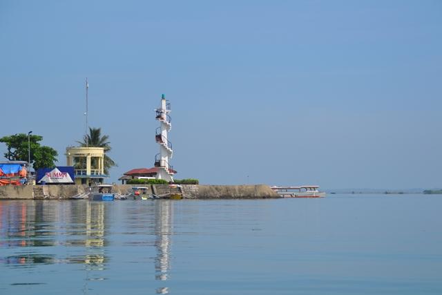 ハンドレッドアイランド - ルカップ (Lucap)ボート乗り場