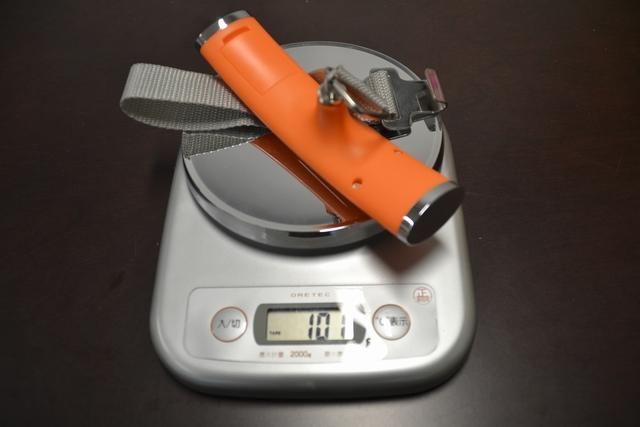ラゲッジチェッカープラス - 本体重量